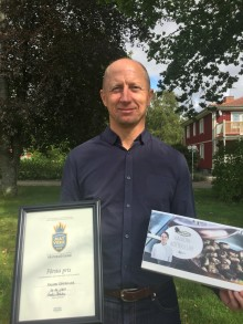 Gott samarbete tog västgötska kalkonköttbullar till riksfinal i Matverk 2018