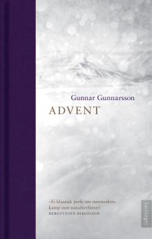 """""""Advent"""" - Islandsk klassikar endeleg på norsk"""