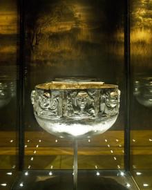 Gundestrupkedlen udstilles på British Museum