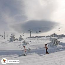 Åka skidor i Spanien