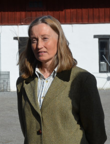 Solveig Larsson omvald som ordförande