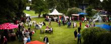 Gastronomy Day 6 Juli och tv-inspelning av TV4 Mitt Kök i Östersund