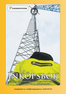 Inköpbok - Energisystem, klimatsmarta belysningslösningar