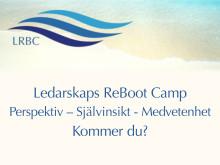 LRBC Ledarskap ReBoot Camp information