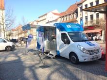 Beratungsmobil der Unabhängigen Patientenberatung kommt am 9. Juli nach Cuxhaven.
