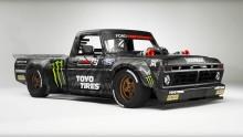 "Ford-Ingenieure fertigen rekordverdächtiges 3D-Fahrzeugteil für Ken Block's spektakulären ""Hoonitruck"""