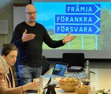Pressinbjudan: Regeringens särskilde utredare Carl Heath besöker just nu pågående konferens om digital kompetens i Västerbotten och Norrbotten.