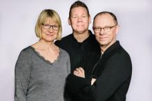 Leif, Inger och Magnus Stinnerbom får ett av Sveriges största kulturpris för sitt arbete med Västanå Teater