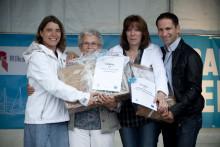 Paolo Roberto medverkade i folkhälsoaktiviteter