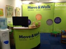 Move & Walk på Leva & Fungera-mässan