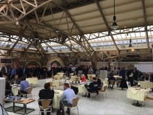 Big turn out for Dover Western Docks Revival supplier event