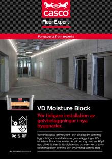 Informationsblad VD Moisture Block