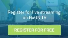 HxGN LIVE 2018 har startat > > >