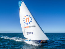 Bluewater renar dricks vattnet till Volvo Ocean Race seglingsteamet Vestas 11th Hour Racing