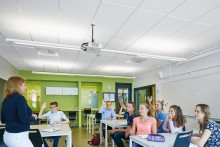Dålig ljudmiljö i skolan försämrar studieresultaten- Så bygger vi skolor med bra ljudmiljö