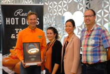 Leiv Vidar kåret til «Årets leverandør»