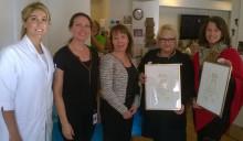 Förenade Care Liljefors torg 4 vann Guldtanden 2015