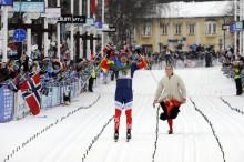 Daniel Tynell vann Vasaloppet