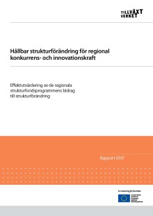 Utvärdering av EU-insatser: Ökad konkurrenskraft i regionerna