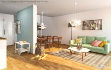 Bostäder i Borås gör ombyggnadsprojekt tillgängligt i 3D
