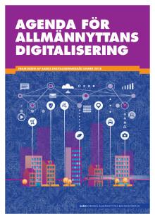 Allmännyttans agenda för digitalisering