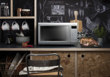 Panasonic's New Slimline Combi Microwave Ovens –  The Perfect Slimline Cooking Partner