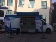 Beratungsmobil der Unabhängigen Patientenberatung kommt am 06. März nach Bad Wildungen