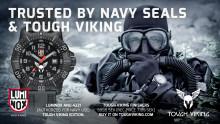 Klockföretaget Luminox tar fram limiterad Luminox Tough Viking edition