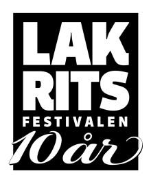 Pressvisning 21/2 och pressackreditering inför Lakritsfestivalen 14-15/4 2018