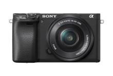 Sony presenta su última generación de cámaras sin espejo, la  A6400 con  seguimiento y enfoque al ojo a tiempo real y el auto foco más rápido del mundo.