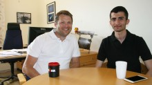Double Cup – Högskolan Väst står för kaffet