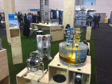 Tapflo and Green Process at Ozwater16 - Australia