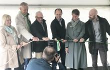 Riksbyggen tar första spadtag för jättesatsningen vid Masthuggskajen