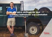 Orkla Foods Sveriges hållbarhetsrapport 2015