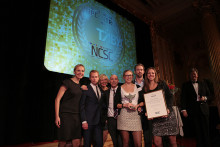 Vinnarna korade i NCSC Awards 2014