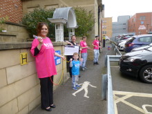 Middlesbrough fundraisers create world's longest loom band