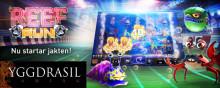 Yggdrasil Gaming lanserar - Reef Run!