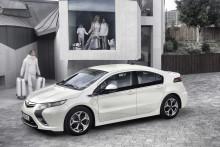 Opel Ampera och LeasePlan i samarbete