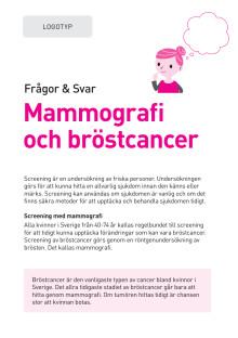 Frågor och svar om mammografi
