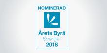Navigator nominerade till Årets Byrå 2018