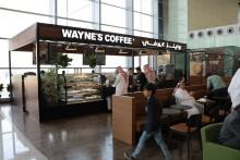 Nu öppnar Wayne's Coffee sitt 11:e kafé i Saudiarabien!