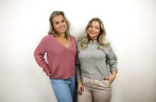 Mathilda & Andrea lägger ner sin podd – livepoddar för sista gången i Göteborg