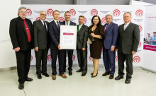 Bratislava retains Occupational Health Trophy as Volkswagen's safest plant