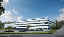 Veidekke bygger Rosemount Tank Radars nya produktionsanläggning i Göteborg