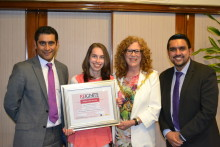Be inspired by our Adult Learner of the Year