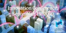 Innovationskonferens 2019 – en dag om smarta städer och samhällen