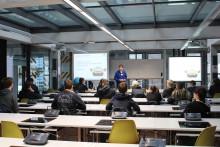 Großer Ansturm zum 7. Fachtag Informatik für Schülerinnen und Schüler am 30. Januar 2018 an der Technischen Hochschule Wildau