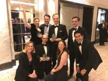 Bird & Bird tar hem priset för bästa advokatbyrå inom upphovsrätt både i Sverige och Europa