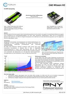 GPU Computing DE