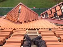 Vinnaren av King of Roofs 2017 kombinerar estetik,  teknik och en hög säkerhetsnivå
